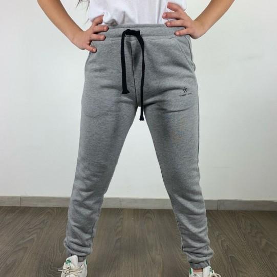 pantalone tuta strong wind slim